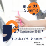 Blue Summit : 3ème édition le 27 Septembre 2018 à Nantes