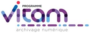 logo Vitam bluexml
