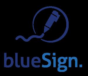 Logo_BlueSign_Signature_Numérique